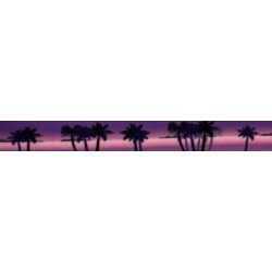 1/2 Inch Caribbean Twilight Photo Quality Polyester