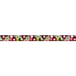 1/2 Inch Daisy Fields Photo Quality Polyester
