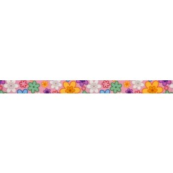 1/2 Inch May Flowers Photo Quality Polyester