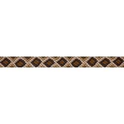 1/2 Inch Rattlesnake Photo Quality Polyester