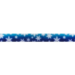 1/2 Inch Winter Wonderland Photo Quality Polyester