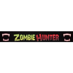 1 Inch Zombie Hunter Photo Quality Polyester