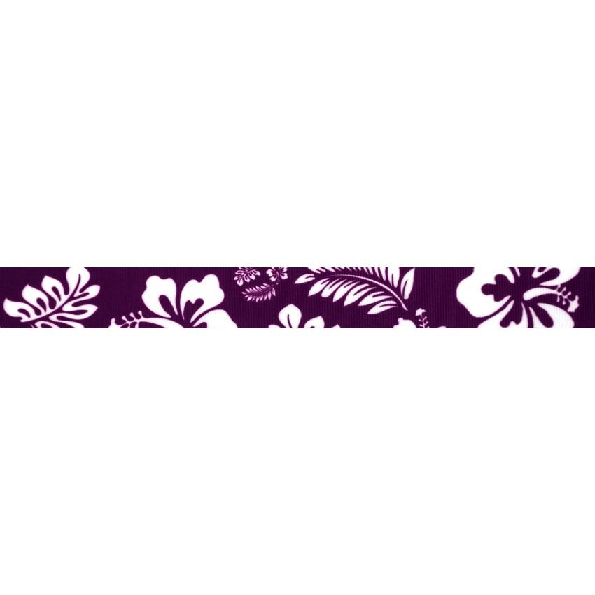 Country Brook Design® Purple Hawaiian Grosgrain Ribbon