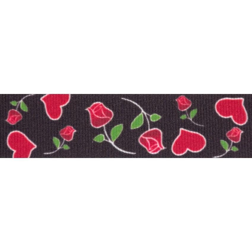 buy roses for my valentine grosgrain ribbon online - Valentine Ribbon