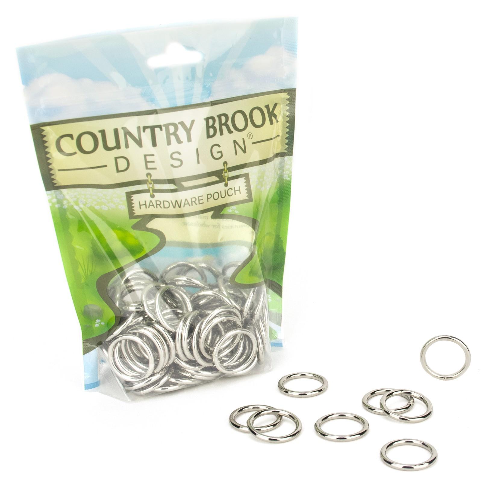 Buy Country Brook Design® 3/4 Inch Welded Lite O-Rings Online