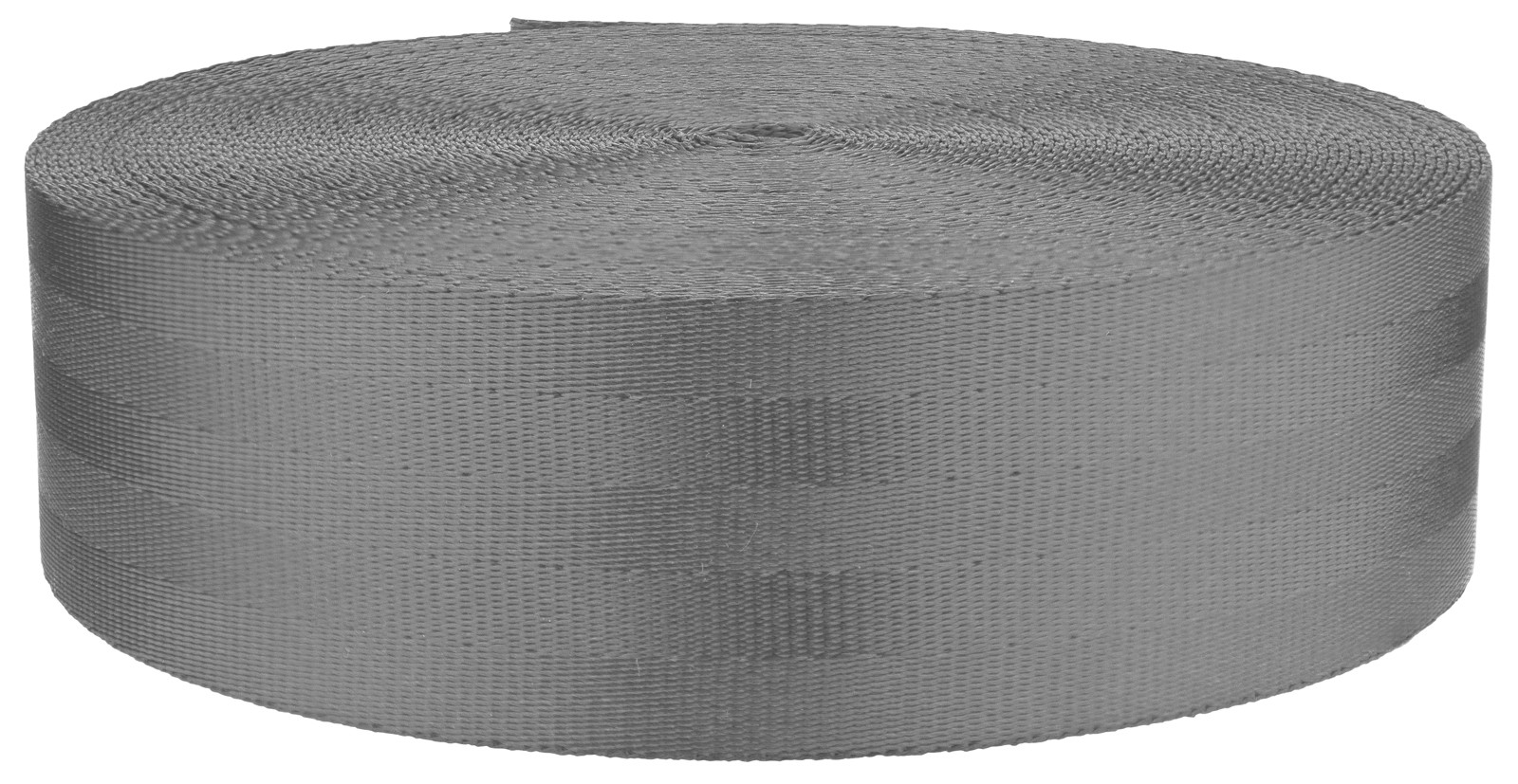 2 Inch Grey Seat-belt Polyester Webbing Closeout 10 Yards