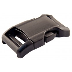 1 Inch YKK Contoured Side Release Plastic Buckle