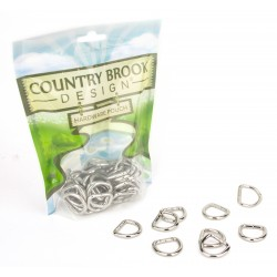 American Made 3/4 Inch Welded D-Rings