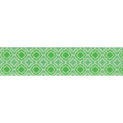 5/8 Inch Minty Chic Grosgrain Ribbon Closeout, 1 Yard