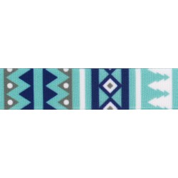 Snowy Pines Grosgrain Ribbon