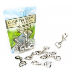 Country Brook Design® 3/4 inch Swivel Snap Hooks