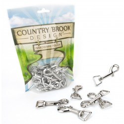 Country Brook Design® 5/8 inch Swivel Snap Hooks