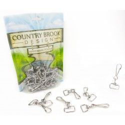 Country Brook Design® 3/4 Inch Lanyard with Large Swivel Hook