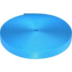 1/2 Inch Ice Blue Heavy Plus Nylon Webbing Closeout