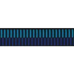 3/4 Inch Icy Blue Regency Stripes Heavy Plus Nylon