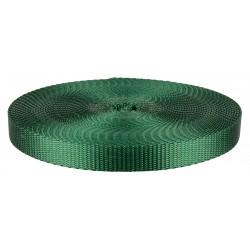 1/2 Inch Green Heavy Plus Nylon Webbing Closeout