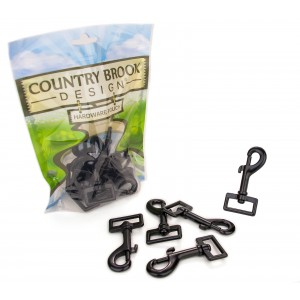 1 Inch Powder Coated Hook Snaps