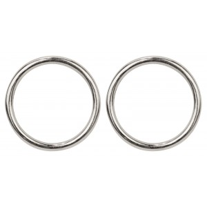1 1/2 Inch Welded Lite O-Rings Closeout