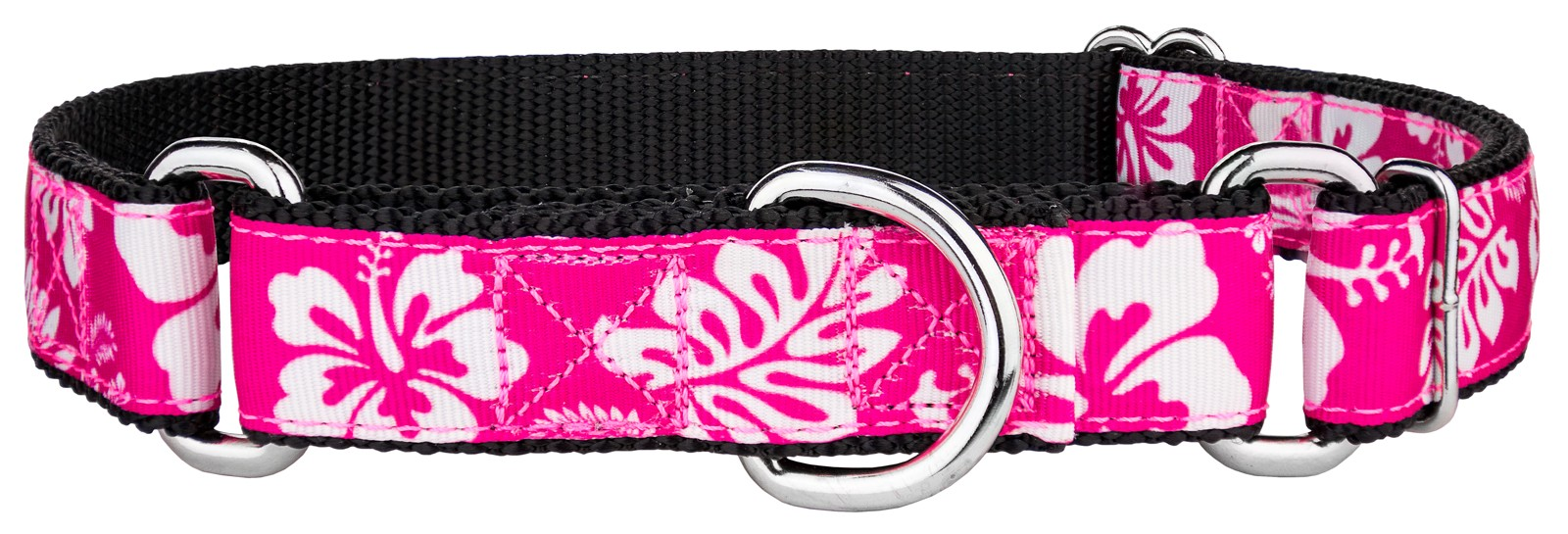 Hawaiian Design Dog Collars