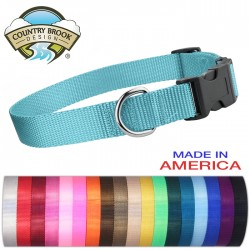 Economy Nylon Dog Collars