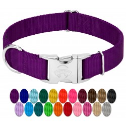 Premium Nylon Dog Collars