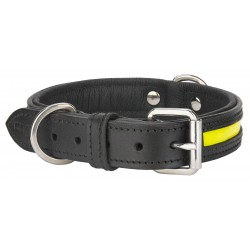 Angel™ New York Black Reflective Collar