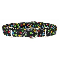 Tangled Joy Designer Martingale Dog Collar