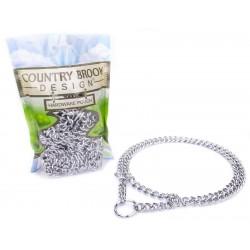 1 - Chain Martingale Dog Collar, Medium