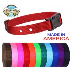 50 - Nylon Replacement Collar for Dog Fence Receivers