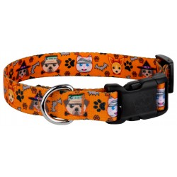 Deluxe Frightening Furbabies Dog Collar