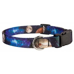 Deluxe Galactic Neighbors Dog Collar