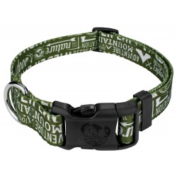 Deluxe Outdoor Life Dog Collar