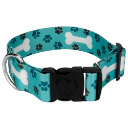 1 1/2 Inch Deluxe Oh My Dog Collar