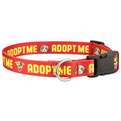 Deluxe Red Adopt Me Dog Collar - Closeout