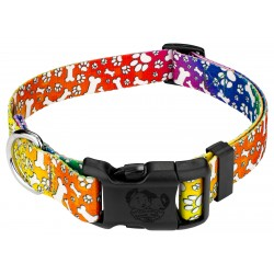 Deluxe Trippy Doggo Dog Collar