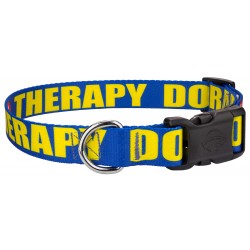 Deluxe Therapy Dog Collar