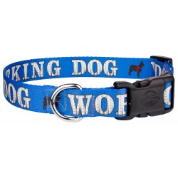 Deluxe Working Dog Industrial Dog Collar