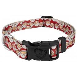 Deluxe Where's Merry Dog Collar