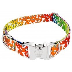 Premium Trippy Doggo Dog Collar
