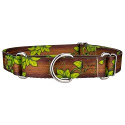 Gaia's Grove Martingale Dog Collar