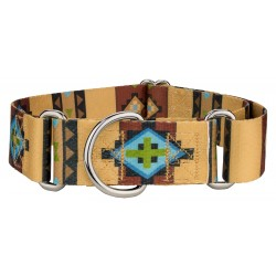 1 1/2 Inch Native Arizona Martingale Dog Collar
