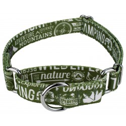 Outdoor Life Martingale Dog Collar