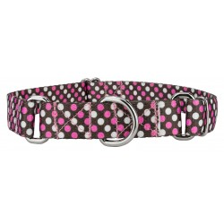 Shibuya Martingale Dog Collar