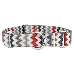 Sundry Chevron Martingale Dog Collar