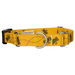 Busy Bee Martingale with Deluxe Buckle