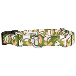 Baseball Martingale with Deluxe Buckle
