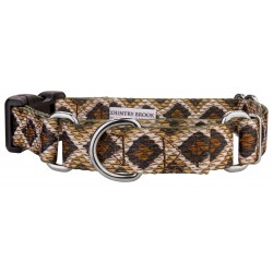 Rattlesnake Martingale With Deluxe Buckle