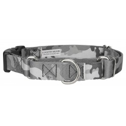 Urban Camo Martingale with Deluxe Buckle
