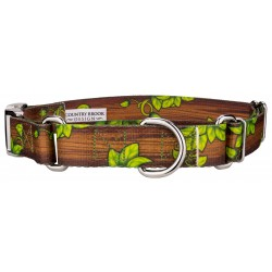 Gaia's Grove Martingale with Premium Buckle