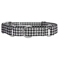 Houndstooth Martingale with Premium Buckle